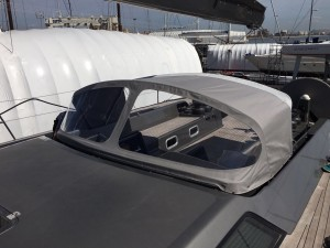 Spray Hood for S/Y J ONE